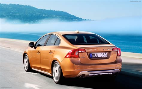 Volvo S60 Picture by 2011 Volvo S60 Official Pictures Widescreen Car