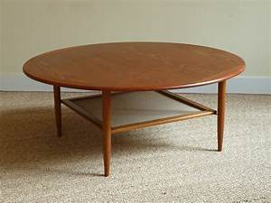 Table Basse Hauteur 60 Cm : table basse danoise 1960 coin canal ~ Dailycaller-alerts.com Idées de Décoration