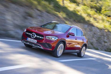 See its design, performance and technology features, as my mercedes me id. Mercedes GLA (2020) : les images en action du nouveau SUV à l'étoile