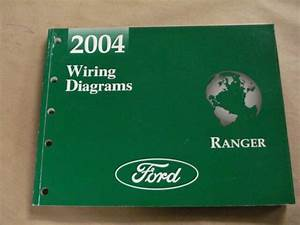 2004 Ford Ranger Truck Workshop Service Manual Wiring