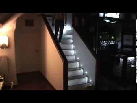 kit led pour escalier iluminacion led para escaleras o pasillos