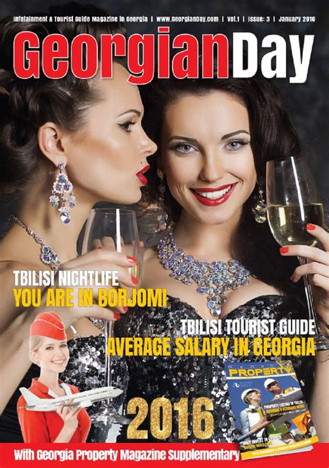 issu magazine georgian day magazine by georgianday magazine issuu
