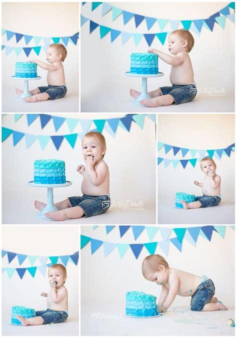 boy cake smash ideas  pinterest boy birthday