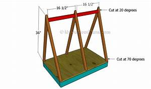 A frame dog house plans free outdoor plans diy shed for A frame dog house plans
