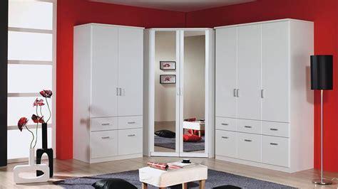 eckschrank mit spiegel eckschrank bremen kleiderschrank in wei 223 mit spiegel
