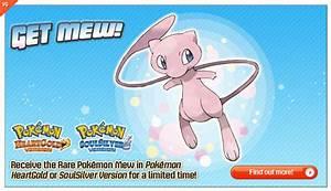 pokemon mew event