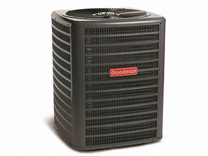 5 Ton 14 Seer Goodman Air Conditioner