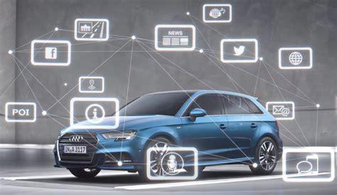 Audi Connect by Audi A3 Infotainment Audi Connect