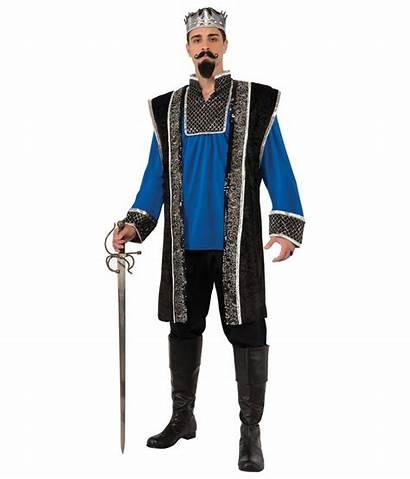 Renaissance Costume King Royalty Century 16th Mens