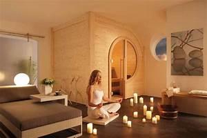 Kleine Sauna Für Zuhause : wellness zuhause in gro en oder kleinen b dern livvi de ~ Michelbontemps.com Haus und Dekorationen