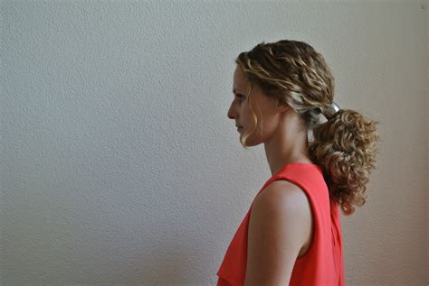 How To Style Up Your Ponytail Justcurlycom