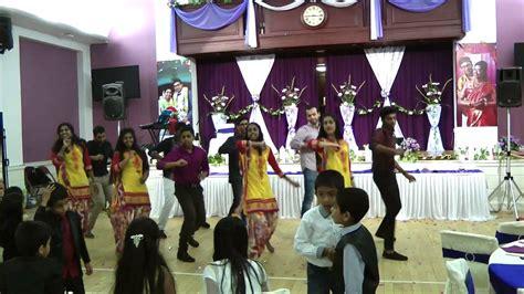 Flash Mob Dance Wedding Reception