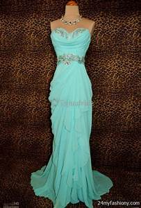 ice blue mermaid wedding dress 2016-2017 | B2B Fashion