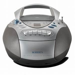 Radio Cd Kassette : roberts radio cd9960 skylark radio cassette recorder with ~ Jslefanu.com Haus und Dekorationen