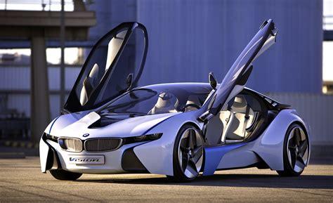 Bmw Vision by Sportscar Autocar All New Bmw I8 Vision