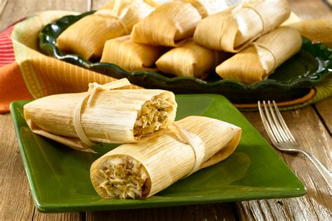 Great Kitchen Ideas - two simple twists for more nutritious tamales