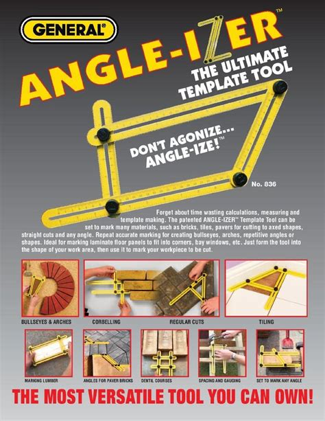 Angle Izer Template Too by 233 Best Make Images On Pinterest Metalworking Offices