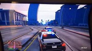 GTA 5 How to Stealing Cop Police Car - YouTube