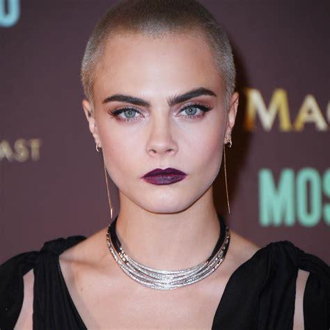 Cara Delevingne at Cannes 2017 de GRISOGONO Allegra necklace