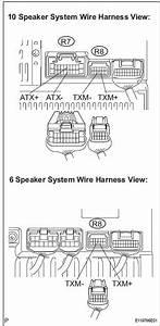 Toyota Sienna Service Manual  Avc-lan Circuit