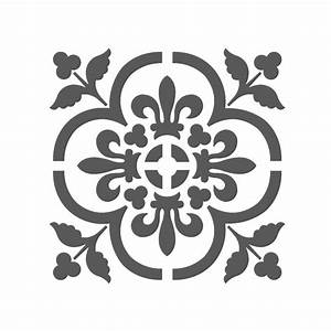 LARGE WALL STENCILS DAMASK STENCIL DIY REUSABLE PATTERN