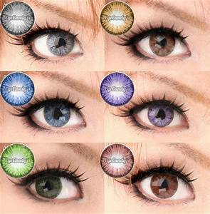 Royal Vision Pinky Color Blue from EyeCandy's | Cosmetic ...