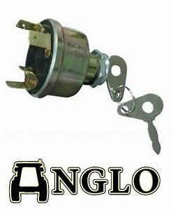 Ignition Switch Massey Ferguson 35 135 Case Ih 444 B275