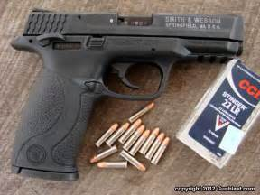 Smith and Wesson 22 Semi-Automatic Pistol