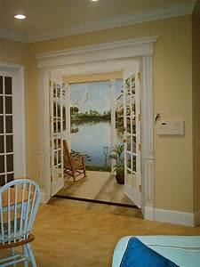 Image Trompe L Oeil : hand painted wall murals at art effects our trompe l ~ Melissatoandfro.com Idées de Décoration