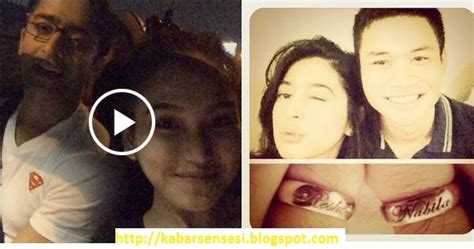 Berita Artis Terbaru Video Kemesraan Shaheer Ayu Ting