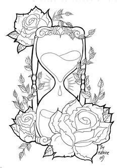 With daffs | Skull coloring pages, Coloring pages