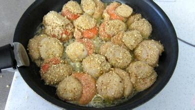 cuisiner les coquilles st jacques surgel s quinoa recettes chaudes