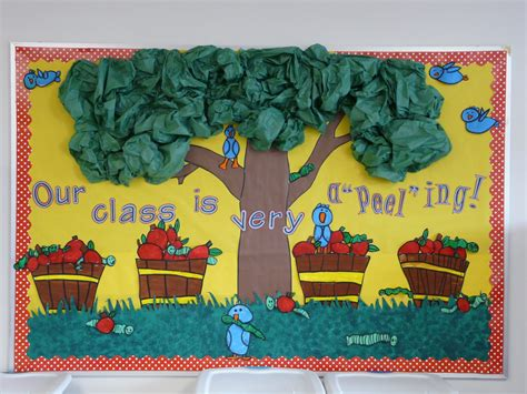 bulletin boards amp classroom ideas archives 573 | Our Class Is Very Apeeling