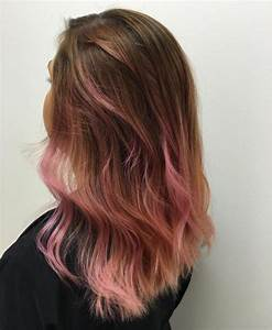25 Sweetest Pink Ombre Hair Designs Trendy Candy Ideas Of ...