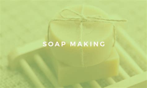 soap making  training  private alpha academy