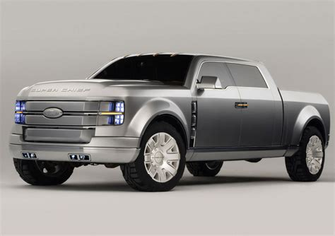 concept truck ford f 250 super chief 2006 cartype