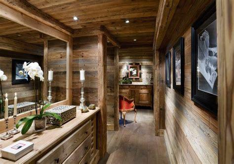 deco interieur maison en bois mzaol