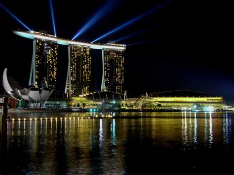 tempat wisata singapura marina bay sands tempat wisata