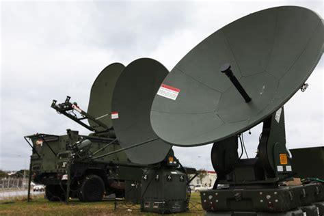 cuisine satellite marines prep communications for deployment com