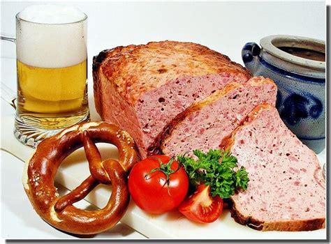 recette de cuisine midi en leberkäse le jambon de bavière et plat préféré des bavarois