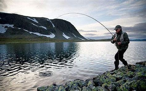 Great Places To Fish Around The World Telegraph
