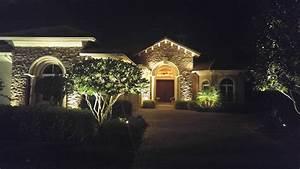 Home treasure coast landscape lighting