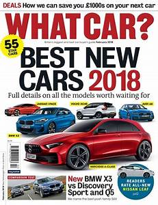 What Car Magazine February 2018 Subscriptions Pocketmags