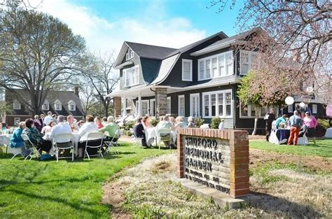 gardens at hickory a s w southern weddings locations shuford memorial