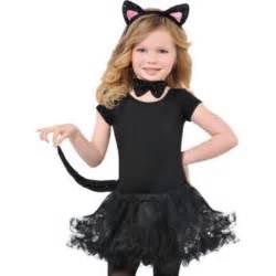 cat toddler costume glitter cat costume kit for children city 3 99