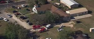 'No way' for Texas church shooting victims to escape ...