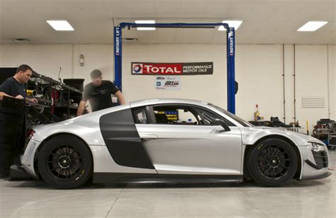 Paul Miller Audi by Paul Miller Racing Confirms Switch To Audi For 2014