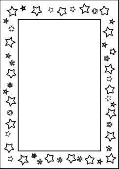 printable page borders  kindergarten art pages
