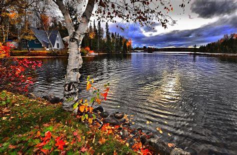 bureau paysage photo gratuite paysage d 39 automne automne paysage
