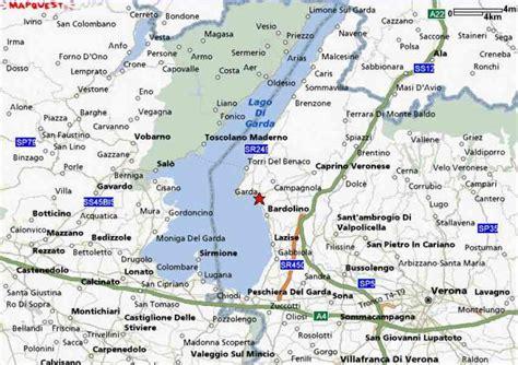map  lake garda  italy holiday map  holidaymapqcom